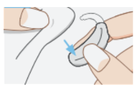 Reinigen hoorapparaat